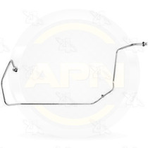Tuberia Larga De A/c Jeep Grand Cherokee 2005 - 2009