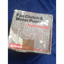 Remato Fan Clutch Para Bomba De Agua (modelo Isuzu)