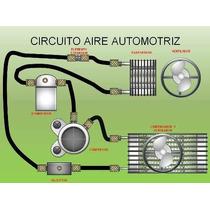Condensador Para Corsa, Fiesta, Tucson, Accent, Neon, Blazer