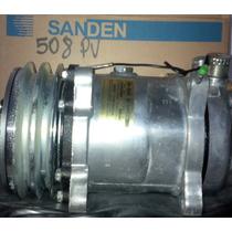 Compresor Universal 508 Sanden Polea En V
