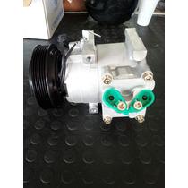 Compresor A/c Ford Fiesta Power Move 2004 Al 2012