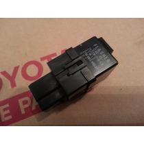 Relay Flasher Original Toyota 8198016010 Denso Intermitente