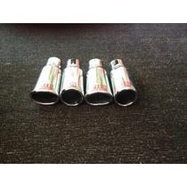 Colas Cromadas Para Cualquier Modelo Y Marca De Vehiculo