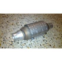 Catalizador Universal - Acero Inox - Convertidor Catalitico