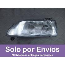 Faro Izquierdo Ford Festiva 96 Al 2001 - Lado Piloto!!
