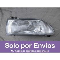 Faro Derecho Ford Festiva 96 Al 2001 - Lado Copiloto!!
