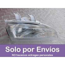 Faro Foco Derecho Honda Civic 92-95 4 Puertas- Lado Copiloto