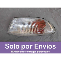 Cocuyo Mica De Faro O Cruce Civic 92-95 4 Puertas- Izquierdo