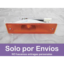 Cocuyo Izquierdo Parachoque Corolla Avila 86-89 -lado Piloto