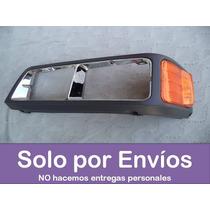 Aro Con Cocuyo Mitsubishi Van L300 Doble Faro - Izquierdo