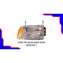 Faro Derecho Blazer 93 94