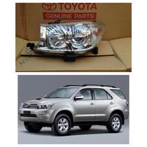 Faro Toyota Fortuner 2009 2010 2011 Izquierdo Original