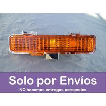 Cocuyo Mica Parachoque Blazer S-10 Del 91 Al 94 - Izquierdo