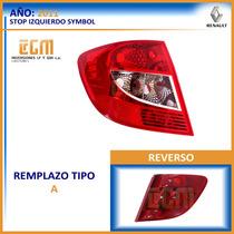 Stop Izquierdo Renault Symbol 2011 Al 2013