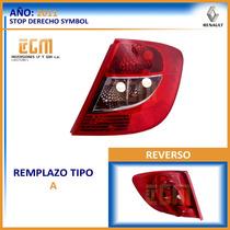 Stop Derecho Renault Symbol 2011 Al 2013
