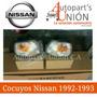 Cocuyo De Nissan 92/93