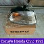 Cocuyo De Honda Civic 93