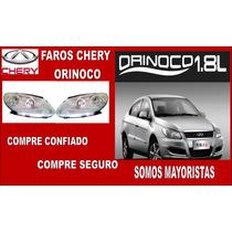 Faro Principal Chery Orinoco