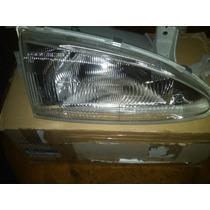 Faro Del. Derecho Hyundai Accent Coupe 2 Puertas Original