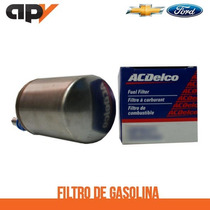 Filtro Gasolina Trailblazer Trail Blazer 100% Original