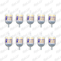 1058 Filtro De Gasolina Interfil Fgi024 Universal 10 Piezas