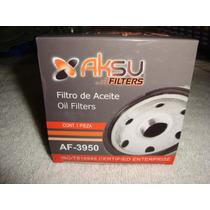 Filtro De Aceite Chery Orinoco/tiggo 2.0 Marca Aksu Japones