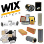 9373 Filtro Aire Wix 42825 Chevrolet Optra 2004-2007