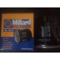 Filtro Aceite Millard Ml3614 Ecosport 2.0 Vitara 4runner