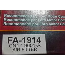 Filtro De Aire Ford Fiesta Titanium Original Motorcraft