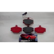 Pastillas De Freno Delanteras Fiat Tempra Con Sensor