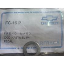 Guaya De Freno De Mano (pedal) Para C-30 Hasta El 84