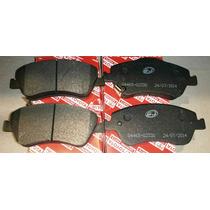 Pastillas Delanteras Ceramica Toyota Corolla 09 - 14