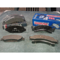Pastillas Freno 788 Ford 100/150 Bronco/fairlane/galaxy