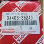 Pastillas De Freno Delantera Toyota Meru Prado 4runner 00/02