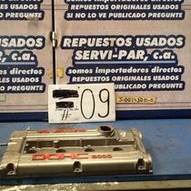 Tapa Valvula Usada Original Mitsubishi 2000 4 Cilindros