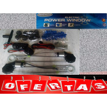 Kit Eleva Vidrio Universal Para 2 Puertas Power Window