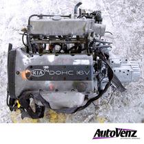 Motor Kia Shuma Carens Doch 16v 1.8