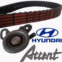 Kit Correa De Tiempo Hyundai Accent 2000.....2006 (original)