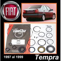 Tempra 1997-99 Kit Cajetin Direccion Hidraulic Original Fiat
