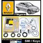 Megane Classic Kit Cajetin Direccion Hidrau Original Renault