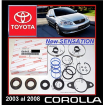 Corolla New Sensation Kit Cajetín Direccíon Original Toyota
