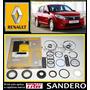 Sandero Kit Reparar Cajetin Direccion Hidra Original Renault