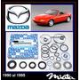 Mazda Miata 1990 - 95 Kit Reparar Cajetin Direccion Original