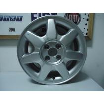 Rin De Lujo Fiat Original 15 Pulgadas Con Detalle