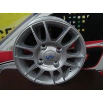 Rin Decorativo Speed Plata Rad 72,6/35/13 X5.5 4x114