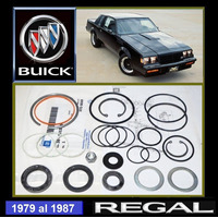 Buick Regal 1979-87 Kit Cajetin/sector Dirección Original Gm
