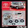 Rav4 1996 -2001 Kit Cajetin Direccion Hidrau Original Toyota