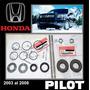 Pilot 2003 2008 Kit Cajetin Direccion Hidraul Original Honda