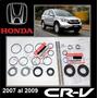 Cr-v 2007 2009 Kit Cajetin Direccion Hidrauli Original Honda