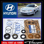 Coupe Tiburon 1997-99 Kit Cajetín Direccíon Original Hyundai